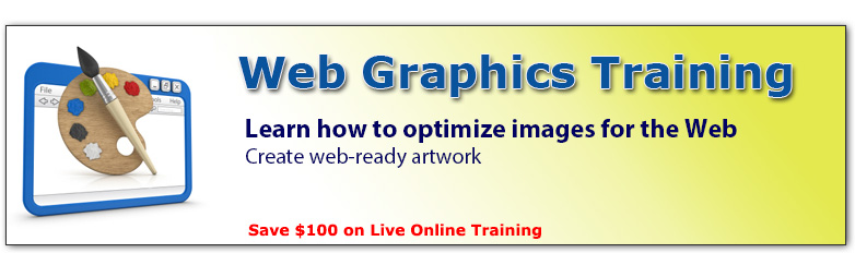 Web Graphics Training classes in Los Angeles and Live Online