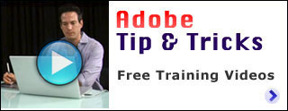 Adobe Authorized Training | Tips and Tricks