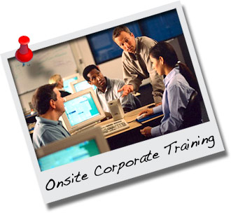 Adobe Onsite Corporate Computer Training at your location or ours. Onsite Training for Groups and Corporations